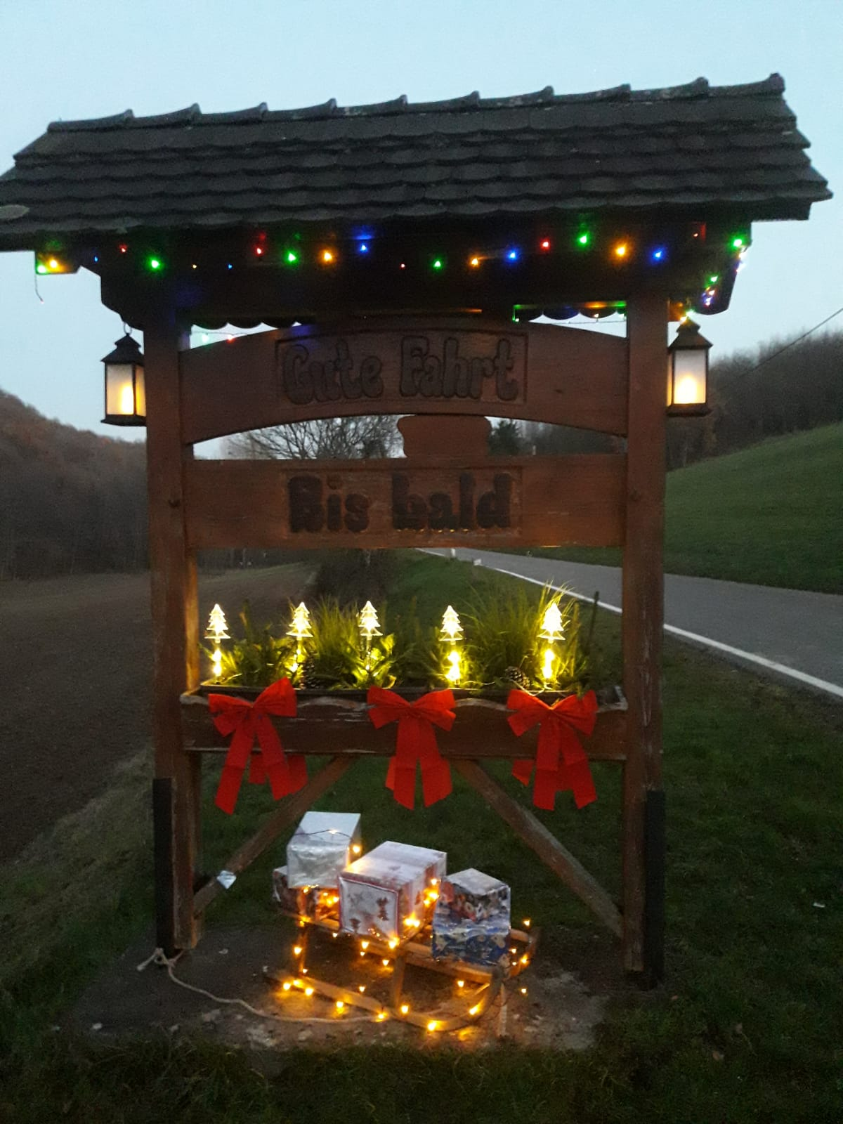 Es weihnachtet in Obereisenbach